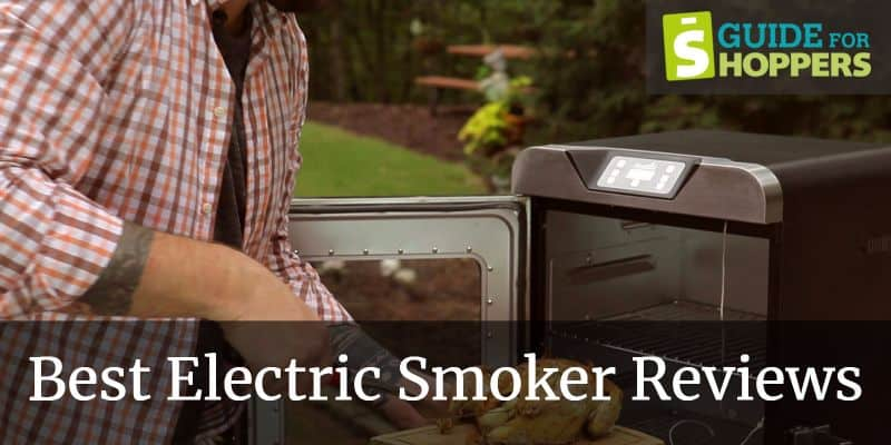 Best Electric Smoker Guide For Shoppers Post Header