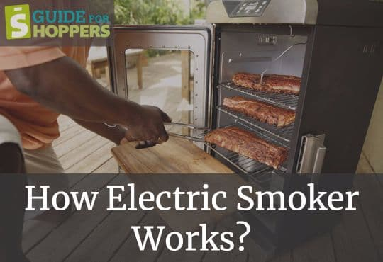 How Electric Smoker Works - Guideforshoppers.com