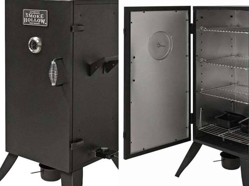 Smoke Hollow 30 Electric Smoker Review