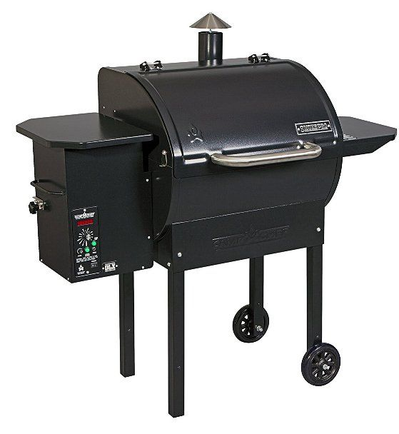 Camp Chef PG24 Deluxe Pellet Grill Review
